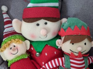 Christmas Elves For Playing Elf By Stealth